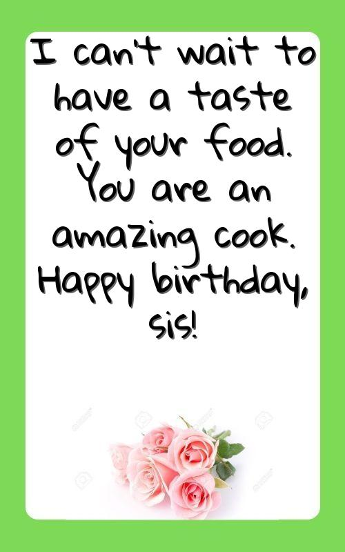 birthday wishes for sister gif