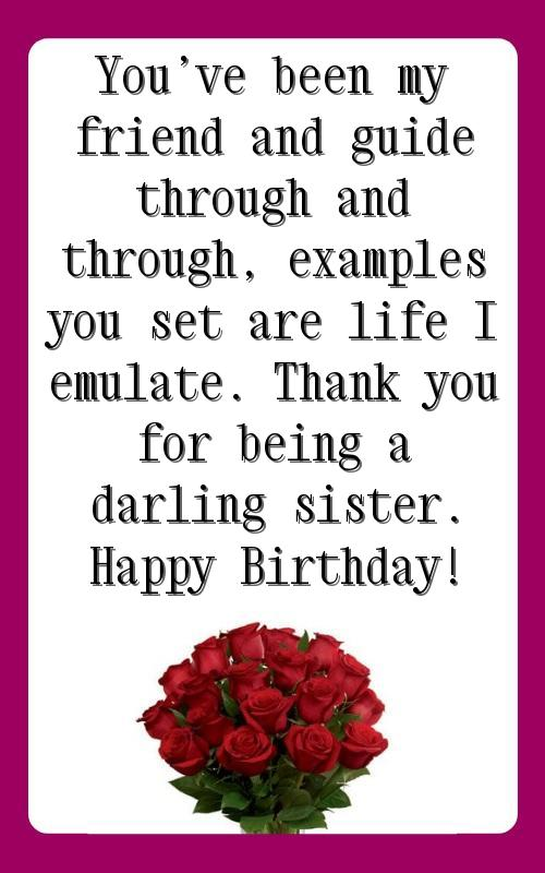 birthday wishes to sister husband