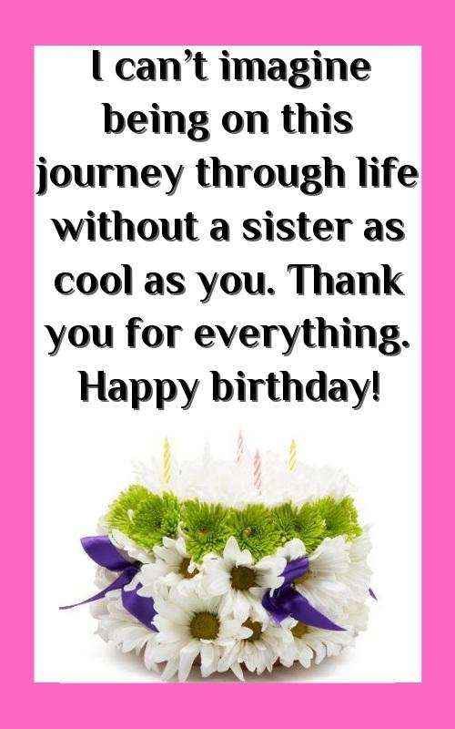 funny birthday wishes for elder brother from sister