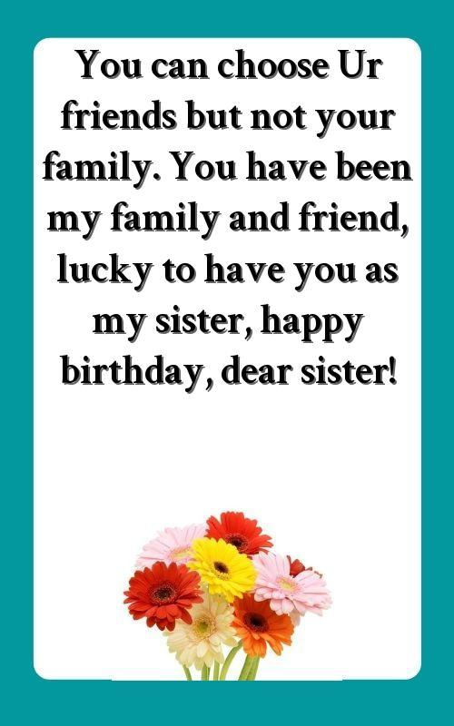 heart touching birthday wishes for elder sister