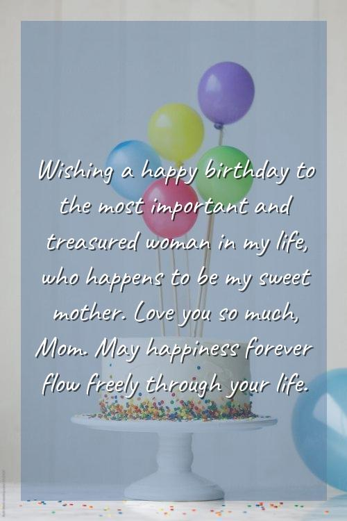 best wishes for mama birthday