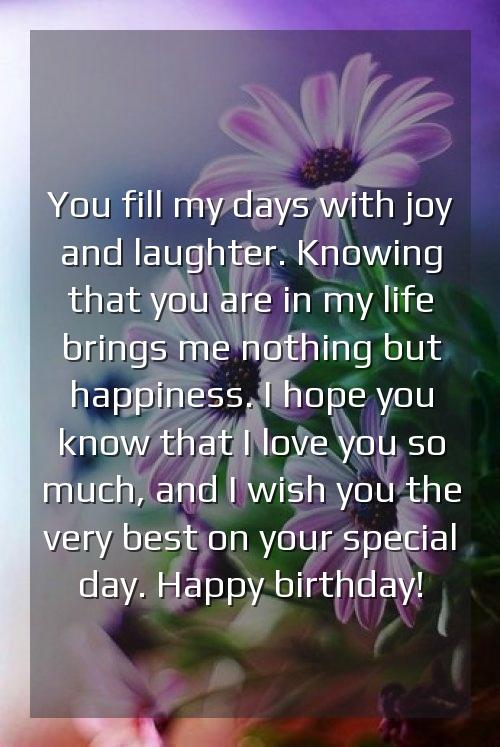 birthday quotes for my daughter from mom