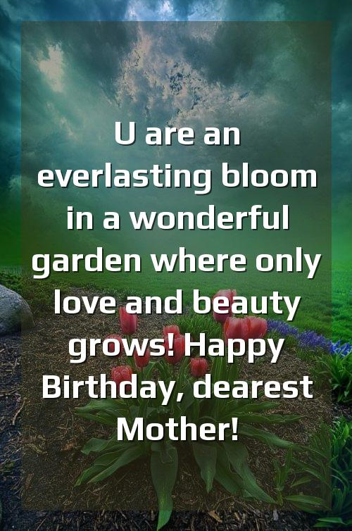 birthday wishes for spiritual mother