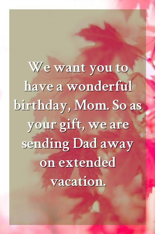 happy birthday mama quotes in english