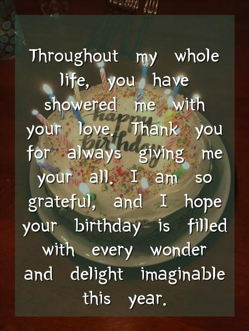 happy birthday quotes for daughter from mother