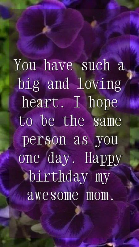 mom and son birthday quotes