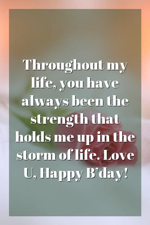 quotes for birthday of mother