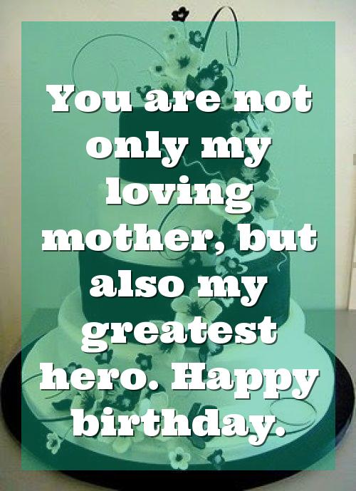 quotes on mother birthday in hindi
